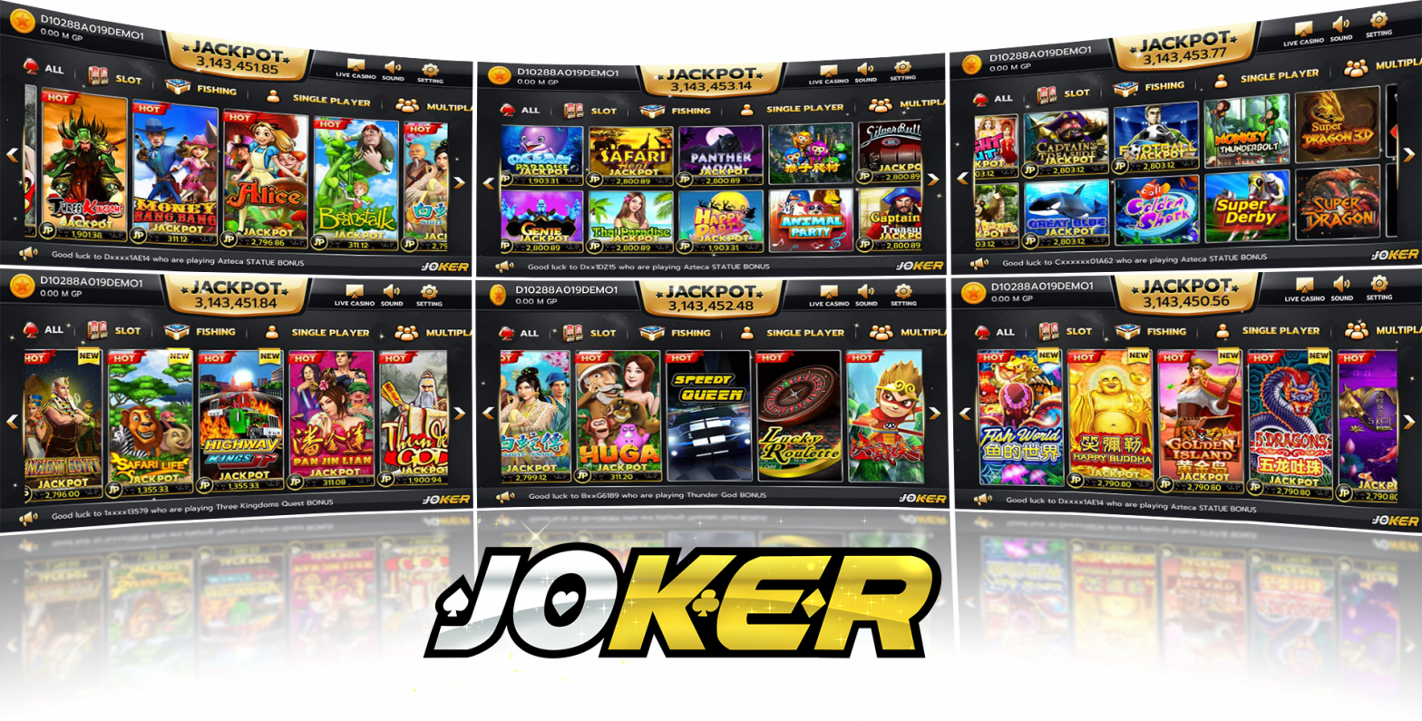 Cara Bermain Joker123 Terbaru